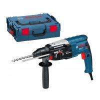 Bosch GBH 2-28 SDS-plus Martillo combinado en maletín L-Boxx - 880W - 3,2J - 0611267501