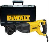DeWalt DWE305PK Sierra de sable en maletín - 1100W - de cambio rápido - DWE305PK-QS
