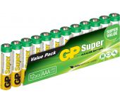 GP Superbaterías alcalinas - AAA - 1,5V (12 piezas) - 03024AS12