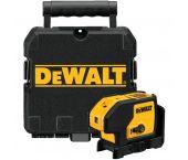DeWalt DW083K láser de 3 puntos en estuche - 30 m - DW083K-XJ