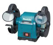 Makita GB801 Amoladora de mesa doble - 550W - 205 x 15.88 x 19 mm