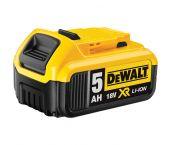 DeWalt DCB184 18V Li-Ion batería - 5.0 amperios - DCB184-XJ
