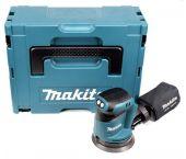 Makita DBO180ZJ 18V Litio - Ion batería Lijadora excéntrica en Mbox - 125 mm