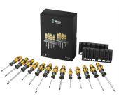 Wera Kraftform Big Pack 900 13 piezas Juego de destornilladores incl. estante - 05133285001