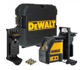 DeWalt DW088K Láser autonivelante en cruz con maletín - 2 líneas - 15m