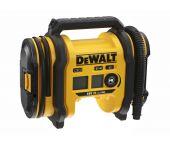 Batería de ión de litio DeWalt DCC018N 18V Bomba de aire / cuerpo del compresor - 11 bar - DCC018N-XJ