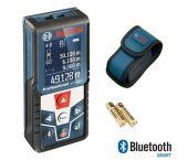 Bosch GLM 50 C Medidor láser de distancias en bolso - 50m - 0601072C00
