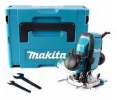 Makita RP0900J Fresadora en Mbox - 900W - 8 mm