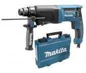 Makita HR2600 SDS-plus Martillo demoledor en maletín - 800W - 2,4J