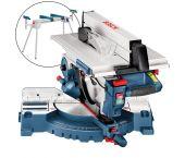 Bosch GTM 12 JL Sierras de inglete de mesa / sierra combinada con base (GTA 2600) - 1800W - 305 x 30 mm - 0615990EU2