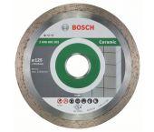 Bosch 2608602202 Standard Disco tronzador de diamante - 125 x 22,23 x 1,6mm - cerámica