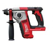 Milwaukee M18 BH-0 18V Li-Ion batería SDS-plus Martillo compacto – 1,2J - 4933443320