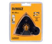 DeWalt DT20700 Plato de lijado con velcro para multi-herramienta oscillante  - 93x93x93mm - DT20700-QZ