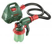 Sistema de pulverización fina Bosch PFS 3000-2 madera / pared - 650W - 300ml / min - 0603207100