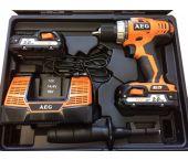 AEG 4935443977 / BS18C LI-202C